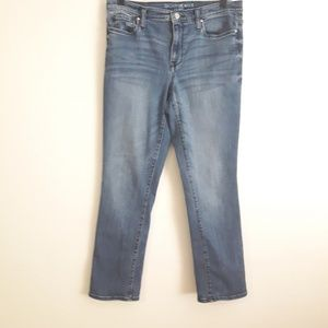 DKNY SOHO SKINNY Light Wash Jeans
